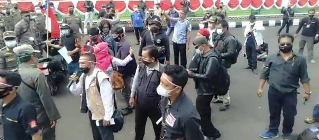 "Insan Pers Minta Ucapan Bupati Bogor, Ade Yasin ""Wartawan Bodong dan Wartawan Asli"" di Klarifikasi"