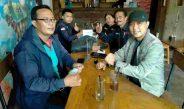 Jajaran Pengurus LSM Prabu DPD Provinsi Bali Mengadakan Rapat Kerja